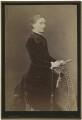 Constance Mary Palk (née Barrington), Baroness Haldon, by Otto Schoefft - NPG x21711