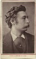 Sir Charles Wyndham (Charles Culverwell), by Louis Bertin - NPG x12598