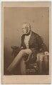 Henry John Temple, 3rd Viscount Palmerston, by John Jabez Edwin Mayall - NPG x11967