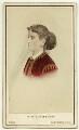 Adelina Patti, by Charles Reutlinger - NPG x12684