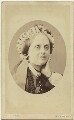 Mary Elizabeth (née Horner), Lady Lyell, by Horatio Nelson King - NPG x46569