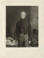 George William Frederick Howard, 7th Earl of Carlisle, by Samuel Bellin, after  Thomas Heathfield Carrick - NPG D32630