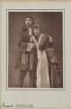 William Hunter Kendal as Lord Clancarty; Madge Kendal as Lady Clancarty in 'Clancarty', by Herbert Rose Barraud, published by  Richard Bentley & Son - NPG Ax5408
