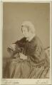 Miss Palmer, by Sydney Victor White & Ernest E. White - NPG x21713