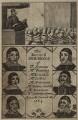 The Farewell Sermons of...(John Collins; Ralph Venning; Edmund Calamy; Lazurus Seaman; Matthew Newcomen; Beerman), after Unknown artist - NPG D29681