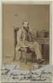 Edward Henry Charles Herbert, by Adèle - NPG x18447