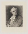 William Blake, by William Bell Scott, after  Thomas Phillips - NPG D32671