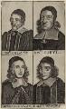 Ralph Venning; Joseph Caryl; Edmund Calamy; James Janeway, after Unknown artist - NPG D29720