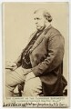 'The Claimant of the Tichborne Baronetcy who alleges he was saved from the 'Bella'' (Arthur Orton), by London Stereoscopic & Photographic Company - NPG x12623