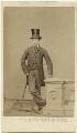 King Edward VII when Prince of Wales, by John Jabez Edwin Mayall - NPG x11822