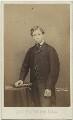 King Edward VII when Prince of Wales, by John Jabez Edwin Mayall - NPG x12782