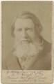 John Ruskin, by Herbert Rose Barraud - NPG x1372