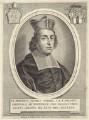 Philip Thomas Howard, by Albert Clouet (Clouwet, Clowet) - NPG D29766