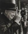 Winston Churchill, by Robert Elliot - NPG x17071
