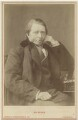 John Ruskin, by London Stereoscopic & Photographic Company, possibly after  Lewis Carroll (Charles Lutwidge Dodgson) - NPG x29187