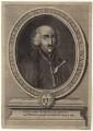 William Barrow (William Waring)(William Harcourt), by Martin Bouche - NPG D29784