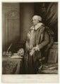 Henry Herbert, 1st Earl of Carnarvon, by William Ward, after  Thomas Gainsborough, after  Gilbert Stuart - NPG D32687