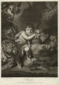 Henry George Herbert, 2nd Earl of Carnarvon ('Bacchus'), by John Raphael Smith, after  Sir Joshua Reynolds - NPG D32688