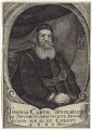 Thomas Carve (Carue, Carew), by M. Vlizmayr - NPG D29790