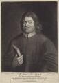 John Bunyan, by Jonathan Spilsbury, after  Thomas Sadler, published by  Robert Sayer - NPG D29796