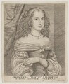 Elizabeth, Princess of the Palatinate, by Wallerant Vaillant, after  Unknown artist - NPG D32641
