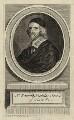 Sir Edward Nicholas, possibly by George Vertue, after  Adriaen Hanneman - NPG D29807