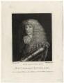 Sir Charles Lyttelton (Littelton), by Peltro William Tomkins, published by  E. & S. Harding, after  Silvester Harding - NPG D29811