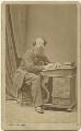 Sir John Simeon, 3rd Bt, by James Brading - NPG x22583