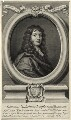 Sir William Temple, Bt, by George Vertue, after  Sir Peter Lely - NPG D29819