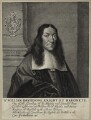 Sir William Davidson, 1st Bt, by C. Hagens - NPG D29821