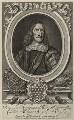 Sir Orlando Bridgeman, 1st Bt, by Robert White, after  William Faithorne, published by  William Battersby - NPG D29848