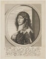 Prince Rupert, Count Palatine, by William Faithorne, published by  Sir Robert Peake, after  Sir Anthony van Dyck - NPG D32644