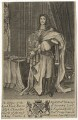 Heneage Finch, 1st Earl of Nottingham, by Unknown engraver, after  John Michael Wright - NPG D29856