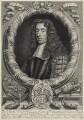 Heneage Finch, 1st Earl of Nottingham, by Robert White, after  Sir Godfrey Kneller, Bt - NPG D29858