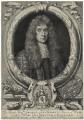 George Jeffreys, 1st Baron Jeffreys of Wem, by Robert White, after  Sir Godfrey Kneller, Bt - NPG D29878