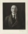 Edward Henry Carson, 1st Baron Carson, after Sir John Lavery - NPG D32711