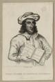 John Cook, by R. Cooper, after  Unknown artist - NPG D29889