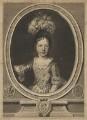 Prince James Francis Edward Stuart, by Gérard Edelinck, after  Nicolas de Largillière - NPG D32655