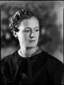 Elizabeth Cecil Frankland (née Sanday), by Bassano Ltd - NPG x153019