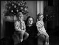 Timothy Cecil Frankland; Elizabeth Cecil Frankland (née Sanday); Frederick Mark Frankland, by Bassano Ltd - NPG x153022