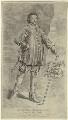 Sir Thomas Morgan, 1st Bt, by Elizabeth Bridgetta Gulston (née Stepney), after  Copplestone Warre Bampfylde - NPG D29918
