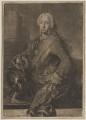 Prince Charles Edward Stuart, by Louis Surugue, after  Domenico Duprà - NPG D32665