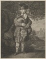 Unknown piper, formerly known as Prince Charles Edward Stuart, after Unknown artist - NPG D32666