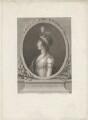 Angelica Catalani, by Francesco Bartolozzi, after  Gaetano Basteris - NPG D32731