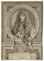 King James II, by and published by Arnold van Westerhout, after  Unknown artist - NPG D32728