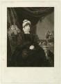 Sophia Charlotte of Mecklenburg-Strelitz, by Samuel William Reynolds, after  Henry Edridge - NPG D9173