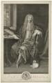 John Kenrick, by George Vertue, after  Sir Godfrey Kneller, Bt - NPG D29999