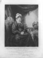 Sophia Charlotte of Mecklenburg-Strelitz, by Samuel William Reynolds, after  Henry Edridge - NPG D9174