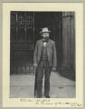 'The Prisoner of Omdurman' (Charles Neufeld), by Sir (John) Benjamin Stone - NPG x44887