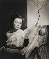 Mary Ellis, by Angus McBean - NPG P1300